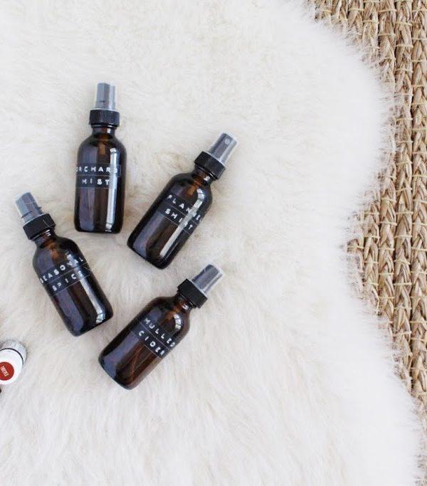 4 Simple Fall Essential Oil Room Sprays