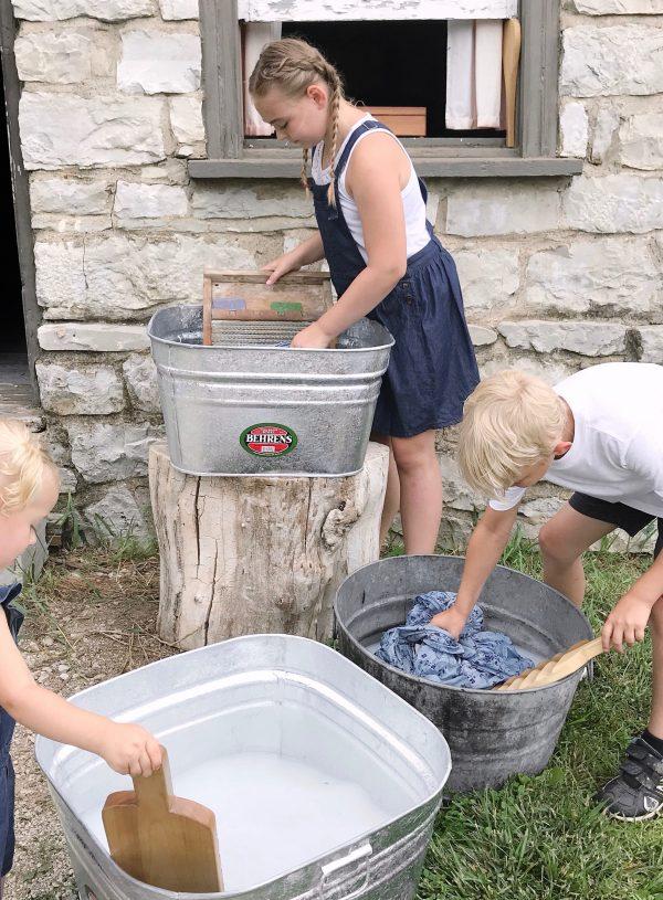 Children's Chores Made Simple