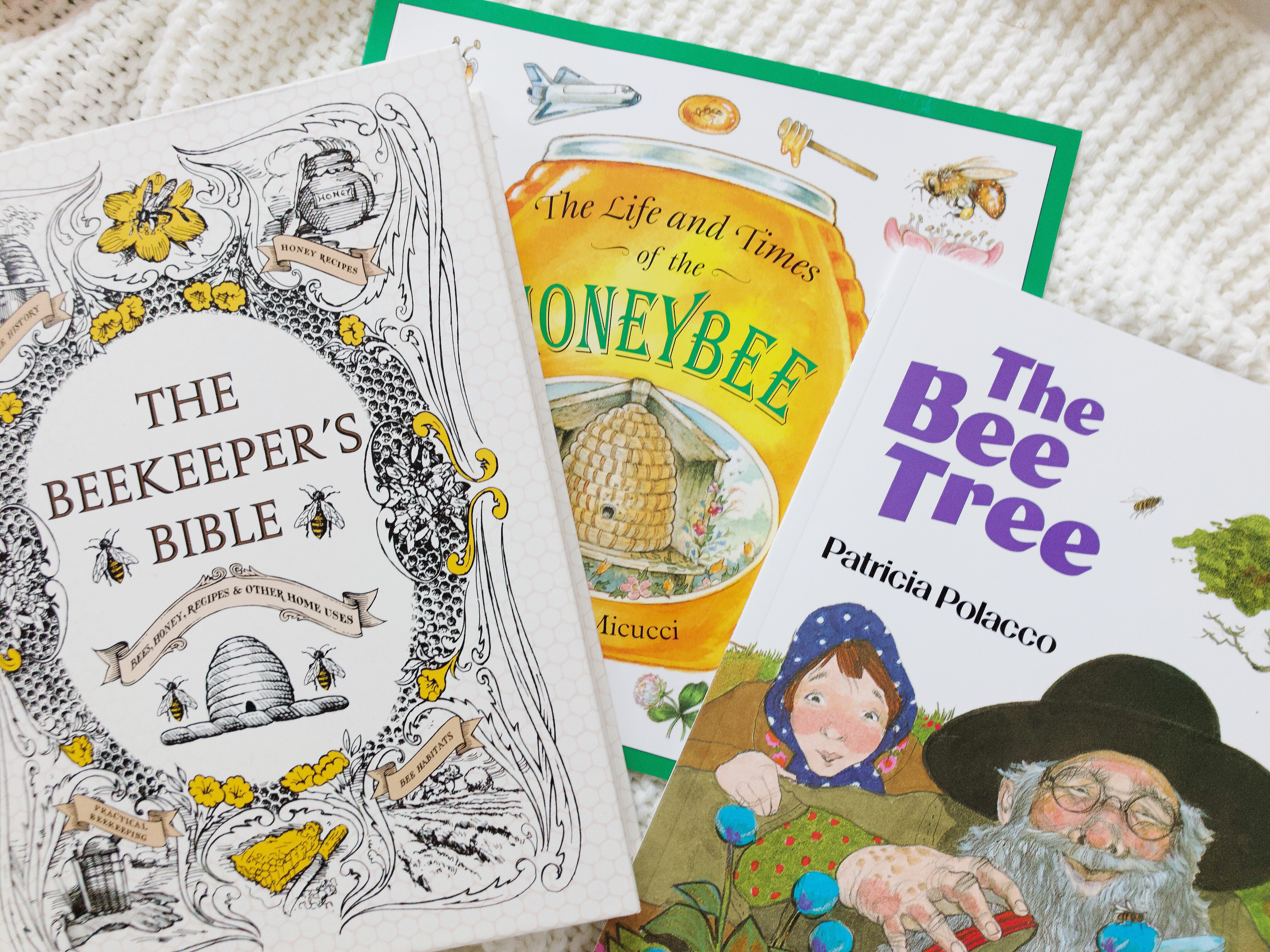 Bee Home School Unit | Mother of Beees