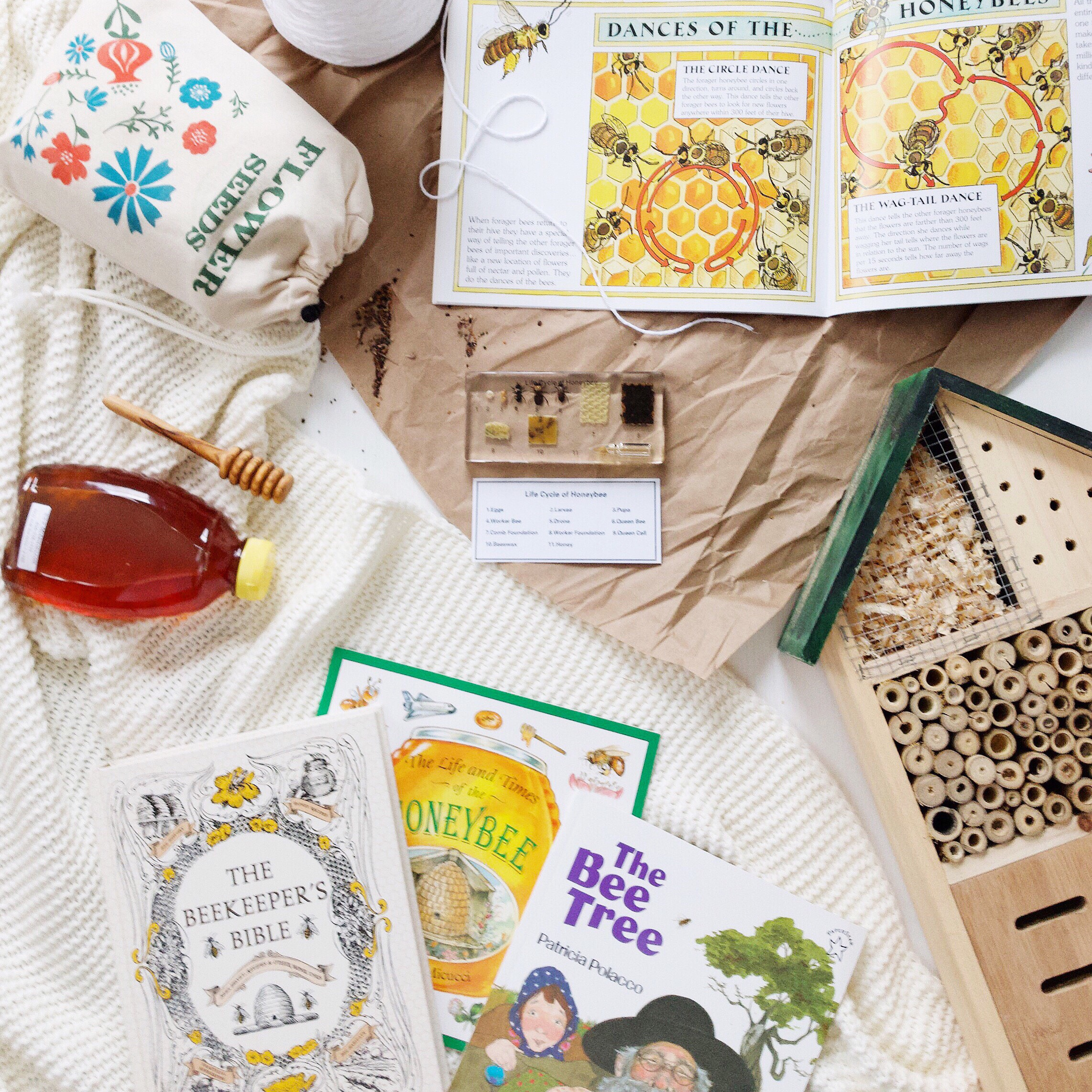 Bee Hive Home School Unit | Mother of Beees