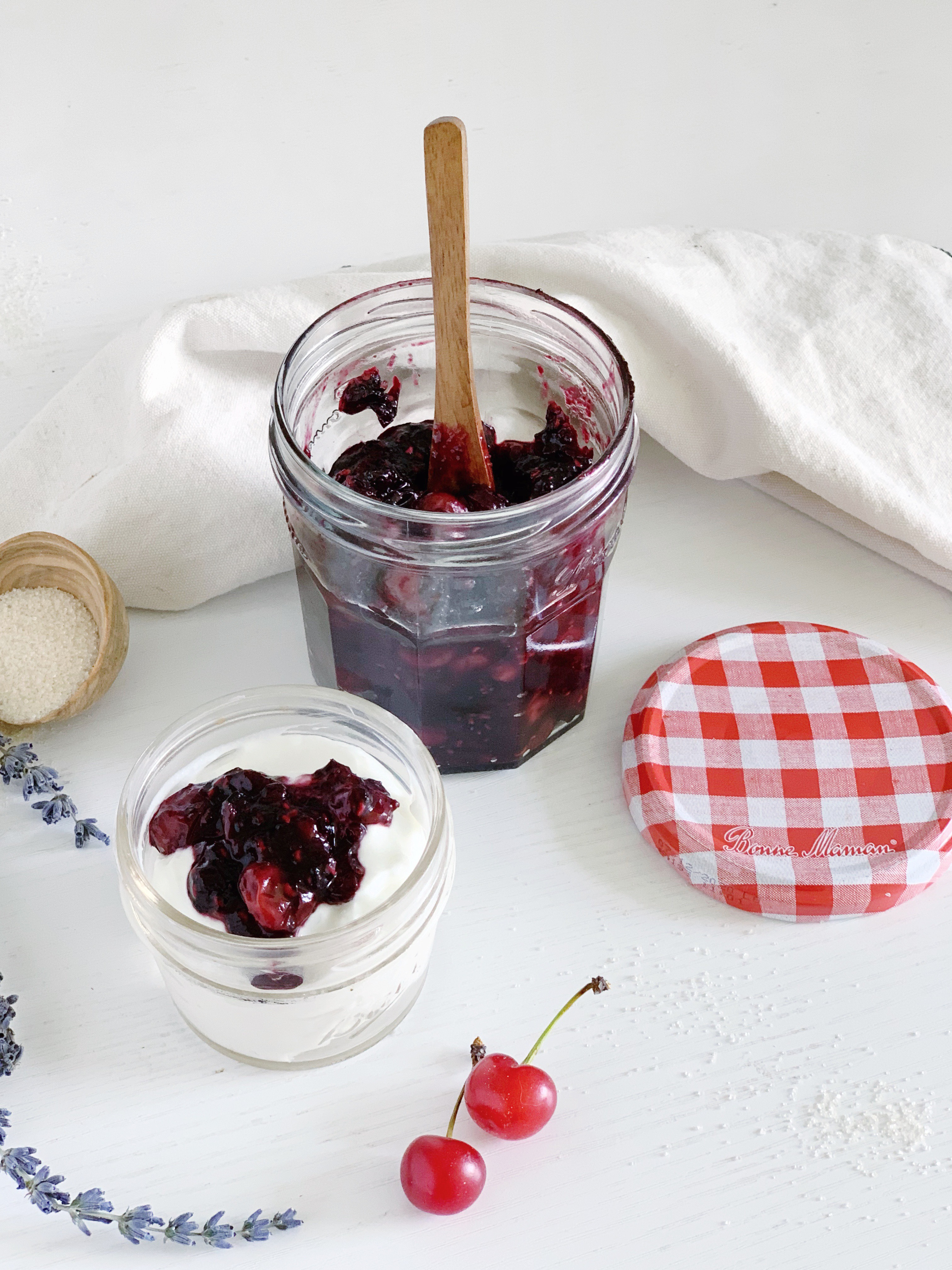 berry sauce recipe | mother of beees